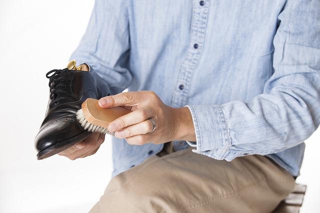 履く度に行う手入れ方法