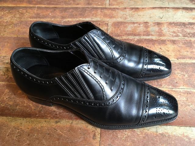 ガジアーノ&ガーリングの革靴