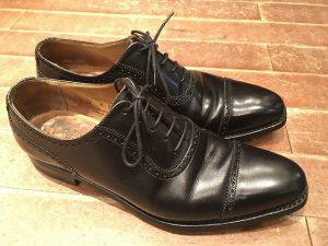 クロケット&ジョーンズの革靴