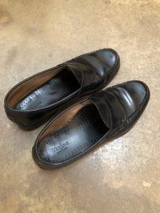 G.H.BASSの革靴